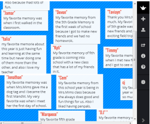 -Word of Mouth- Tech Tools and Resources!- Padlet(Wallwisher) - Innovative Collaboration!